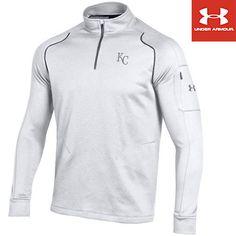 Kansas City Royals Tech Fleece 1/4 Zip by Under Armour® - MLB.com Shop
