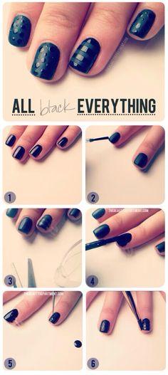 Matte nails Get the Look at Polished Nail Bar! www.Facebook.com/NailBarPolished