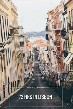Lisbon , Portugal is possibly the most underrated capital city in western Europe. An absolute beauty and devoid of crowds, this one should definitely be on your travel list. Read my guide to spending 72 hrs in this sister city of San Francisco by clicking on the pin!