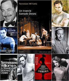 LIBROS LEÍDOS Y COMENTADOS: Un tranvía llamado Deseo (Tennessee Williams) (ALB...