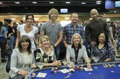 NCIS: Los Angeles Actors (Daniela Ruah, Eric Christian Olsen, Chris O'Donnell and L. Cool J) and their mothers Ncis Los Angeles, Kensi Blye, Ncis Cast, Eric Christian Olsen, Daniela Ruah, Ncis New, Best Tv Shows, Movie Stars, Actors & Actresses