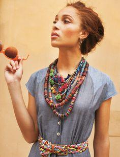 ethnic details woven
