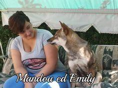 Cosa avranno da raccontarsi Mandou ed Emily? Non sono fatti nostri ma di #MyDogAndMe