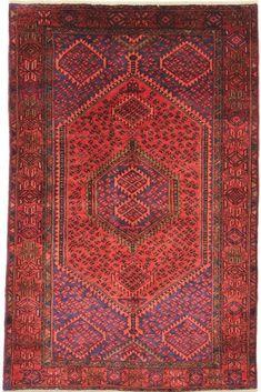 khamseh  Perser Teppich  Handgeknüpfte 201  x 131   cm orient tæppe Rugs