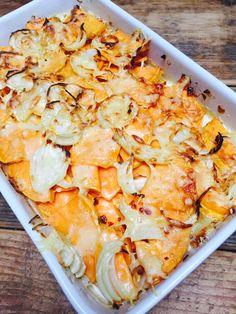 Zoete aardappel ovenschotel foodblog Foodinista