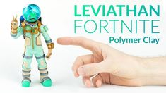 Leviathan (Fortnite Battle Royale) – Polymer Clay Tutorial - YouTube