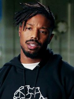 Fine Black Men, Black Boys, Fine Men, Michael B Jordan, Black Panthers, Erik Killmonger, Black Men Hairstyles, Friday Night Lights, Dc Memes