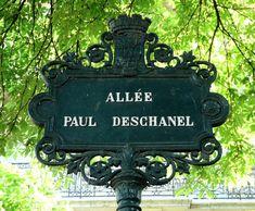 L'allée Paul-Deschanel (Paris 75007)