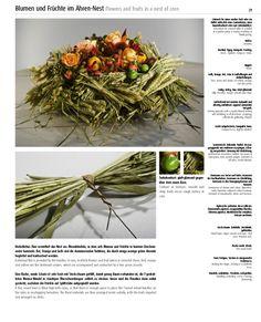 100 Floral Ideas for the Convivial Table by Brigitte Heinrichs and Jurgen Potthoff