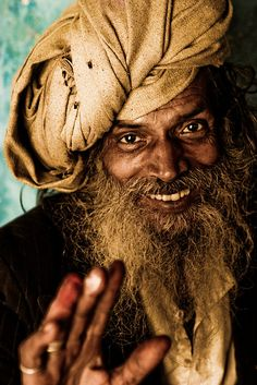 Holy Man, Monkey Temple Jaipur world people. people photography, world people, faces