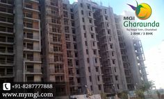 Here we can see latest constrution pics of #MGIGharaunda a #residential project in Raj Nagar Extension, Ghaziabad by #MGIGroup. Check Out Here Also:- http://bit.ly/YR2eEZ