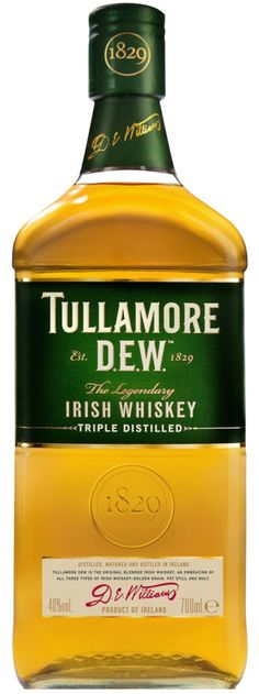 Tullamore Dew - Drink of the Week