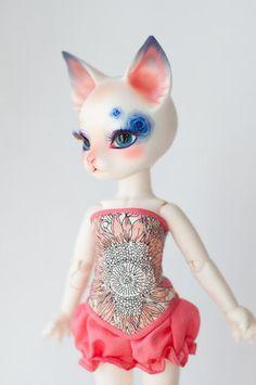 #Pipos #O.Charlotte #corset #LenivkaShop #BJD #doll