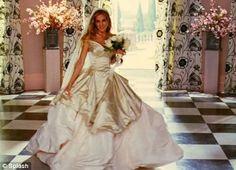 Hochzeitskleid von Vivienne Westwood - Kleider in Bunt