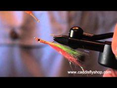Shimmer Fringe Cutthroat Candy