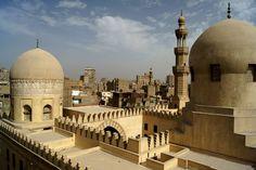 The Mosque of Ahmad ibn Tulun, Cairo, Egypt