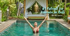 Bliss Sanctuary for Women | Number 1 Retreat for Women in Bali