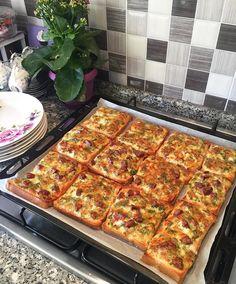 - – Sandviç tarifi – Las recetas más prácticas y fáciles Pizza Recipes, Appetizer Recipes, Cooking Recipes, Iftar, Italian Chicken Dishes, Turkish Recipes, Ethnic Recipes, Turkish Breakfast, Holiday Recipes