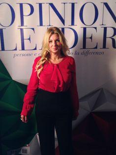 the beautiful Claudia Oddi!