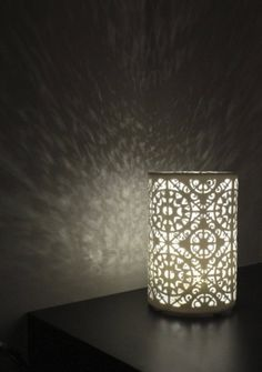 shadow lamps on Pinterest | Moroccan Lamp, Shadows and Lamps