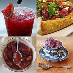 Fresh For the Picking: 12 Healthy Berry Recipes
