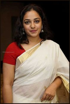 Nithya Menen Hot HD Photos & Wallpapers for mobile Beautiful Girl Indian, Most Beautiful Indian Actress, Beautiful Saree, Beautiful Women, Nithya Menen, Indian Navel, Bollywood Designer Sarees, South Indian Actress Hot, South Actress