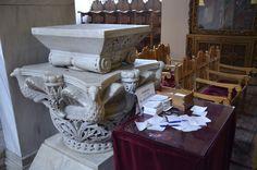 https://flic.kr/p/9M5AFy | Inside Agios Dimitrios Church | Agios Dimitrios Church is an UNESCO world heritage site (according to wikipedia GR).