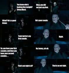 I present to you: Scenes from Harry Potter with Mean Girls quotes - Album on Imgur