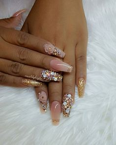 Not polish ombre style