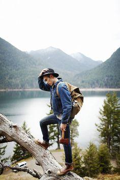 Trig & Polished Camping/ Adventure Looks www.trigandpolished.com Hiking. @Salt Studio NYC #saltstudionyc #saltstudioslc