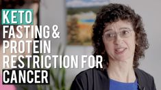 Fasting, Protein Restriction & Keto For Cancer w/ Miriam Kalamian, MS, CNS - High Intensity Health Natural Cancer Cures, Natural Cures, The Truth Book, Ketogenic Diet Cancer, Vegan Keto Diet, Protein, High Fat Diet, Muscle Tissue, Prostate Cancer