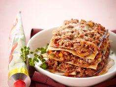 Découvrez la recette Lasagnes express sur cuisineactuelle.fr.