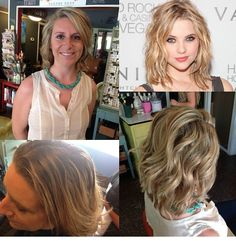 Ashley benson inspired before and after