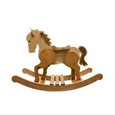 Wood Rocking Horse, Baby Cartoon, Baby Socks, Handmade Wooden, Lion Sculpture, Statue, Pure Products, Traditional, Wool