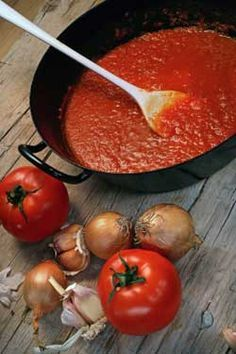 Pizza Recipe : Cooked Pizza Sauce