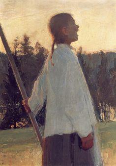 Ellen Thesleff (1869 – 1954, Finnish)