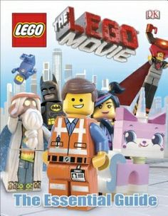 """The Lego Movie When an ordinary LEGO(R) minifigure discovers he is the only one who can stop an evil LEGO tyrant from ending the world as he knows it, he embarks on an all-new, all-LEGO adventure. This fully illustrated guide to the upcoming """"The LEGO Movie"""" explores the characters and locations of this long-awaited film with profiles, location spreads, and behind-the-scenes information about how the movie was made."""