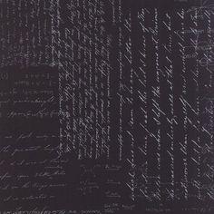 Zen Chic Modern Background Ink Black Notes