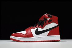 66319e275e7332 2018 Air Jordan 1 Rebel Chicago Womens Basketball Shoes