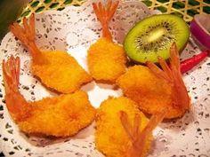 Fried Butterflied Shrimp   Free Recipe Network