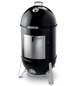 """Weber Smokey Mountain 22.5"""" Smoker - Read our detailed Product Review by clicking the Link below"""