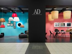 AD Lounge at the Ambiente Trade Fair iun Frankfurt - foto: Alexander Palacios for AD Magazin Germany