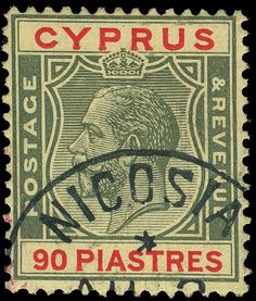 1924-28 Cyprus Old Stamps, Vintage Stamps, Ex Yougoslavie, Crown Colony, The 5th Of November, Europe Destinations, Ottoman Empire, Stamp Collecting, My Stamp