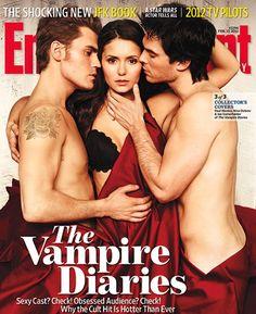 Hallo Ian;) 'Entertainment Weekly' Outtakes