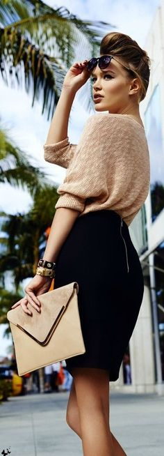Classy but chic at luvtolook.net