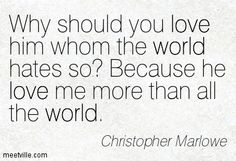 Christopher Marlowe Quotes - Meetville