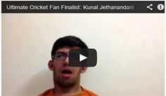 Who has what it takes to become the Ultimate Cricket Fan? Vote now to help decide #ct13 #cricket