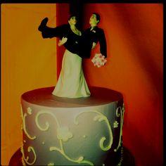 Great wedding topper
