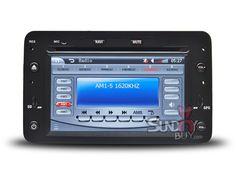 $475  Alfa Romeo Brera Car GPS Touchscreen DVD System