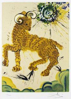13 signos del Zodiaco según Dalí - Cultura Colectiva - Cultura Colectiva